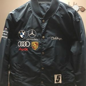 Club Foreign Performance Racing Jacket